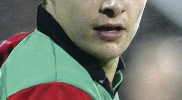Ace in the pack: Glentoran's Jordan Stewart