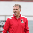 Happy: Glens boss Alan Kernaghan is thrilled to bring in more quality