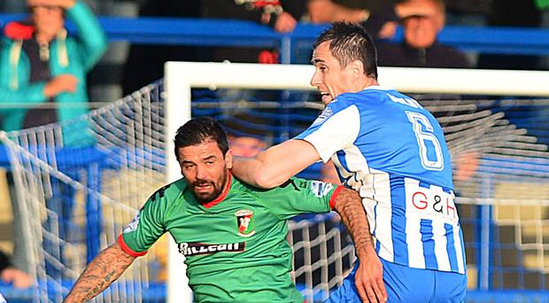 Man on: David Ogilby closes down Nacho Novo at the Showgrounds