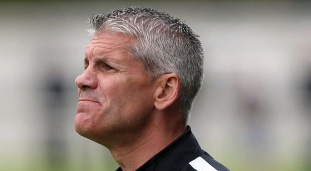 Intensive: Gary Smyth says the Oval manager's job is a huge undertaking
