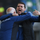 Nothing for granted: David Healy is anticipating a tough challenge at The Oval