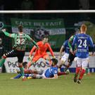 Linfield and Glentoran will meet on Sky Sports