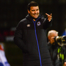 Realist: David Healy can't see the Blues overhauling a 15 point deficit