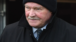 Positive thoughts: Glens boss Ronnie McFall