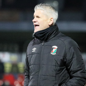 Left fuming: Gary Smyth says he is disgusted after Glentoran's 'shameful' handling of his sacking