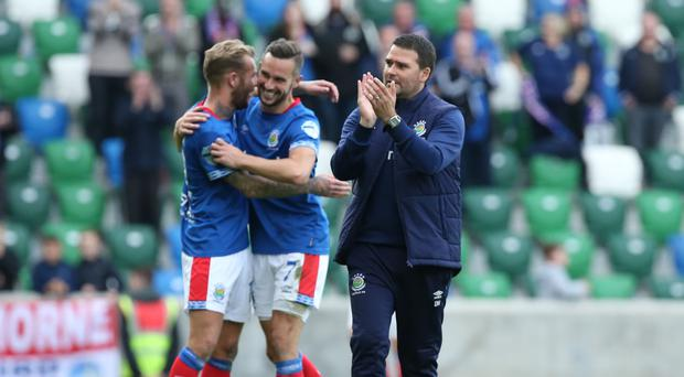 No excuses: David Healy looking to back on the winning trail during a hectic schedule
