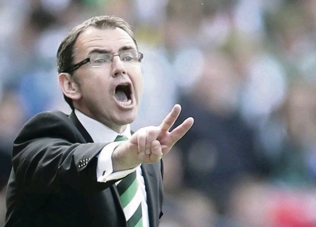Pat Fenlon has been tipped to take over as manager of Linfield