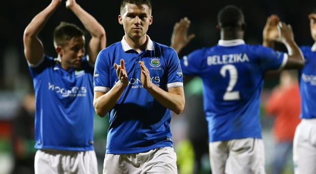 Opportunity missed: Stephen Lowry says Linfield blew it