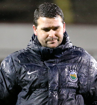 Under-fire: David Healy has lost four consecutive games