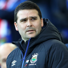 Long way to go: David Healy is refusing to dwell on the Premiership standings in November