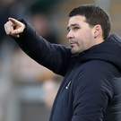 Single focus: David Healy says Linfield must keep winning