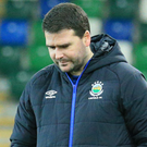 Tough time: David Healy had a season to forget last year