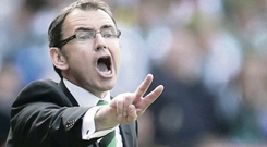 Pat Fenlon has has been appointed as general manager at Linfield.