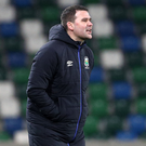 Inconsistent: David Healy is demanding another response from his players today