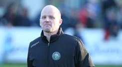 Late show: Barry Gray's men netted twice in injury-time