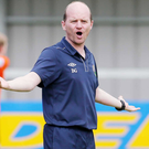 Familiar face: Barry Gray knows David Healy well