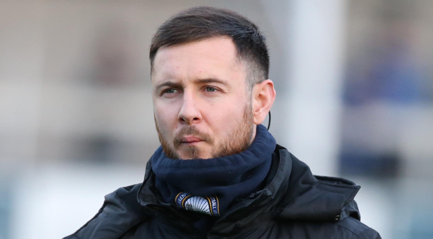Fired up: Stephen McDonnell is excited by Town's tough start