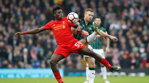 Liverpool winger Sheyi Ojo is set to join Fulham on loan