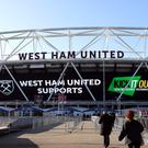 West Ham made a loss of almost £30million over the last financial year (Yui Mok/PA)