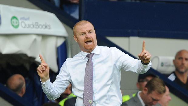 Sean Dyche insists winning games will not change Burnley's approach to the Barclays Premier League