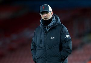 Liverpool manager Jurgen Klopp has to find a swift solutions to their problems at home (Adam Davy/PA)