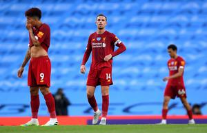 Klopp insists his players are adjusting well to being Premier League champions (Laurence Griffiths/NMC Pool/PA)