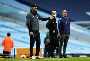 Liverpool manager Jurgen Klopp could do nothing to change the side's goalscoring form away from home (Dave Thompson/NMC Pool)