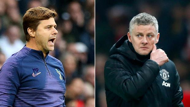 Mauricio Pochettino is again rumoured to be in line to take over from Ole Gunnar Solskjaer at Manchester United (Jonathan Brady/Martin Rickett/PA)
