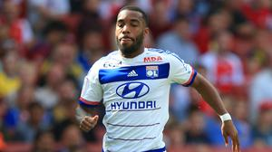 Alexandre Lacazette is wanted by a host of clubs