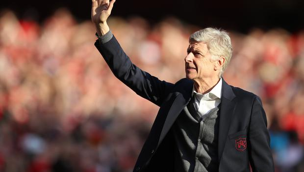 Arsene Wenger is leaving Arsenal at the end of the season