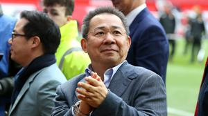 "Vichai Srivaddhanaprabha has been called ""a great man"" (Martin Rickett/PA)"
