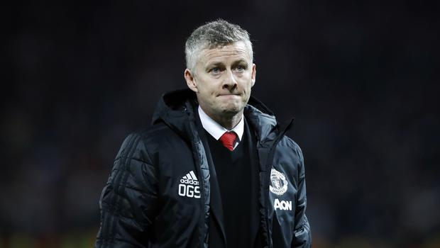 Ole Gunnar Solskjaer does not think Manchester United have an edge over their rivals for a top-four berth (Martin Rickett/PA)