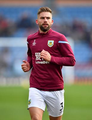 Charlie Taylor has been cycling on top of the work set out by Burnley (Anthony Devlin/PA)