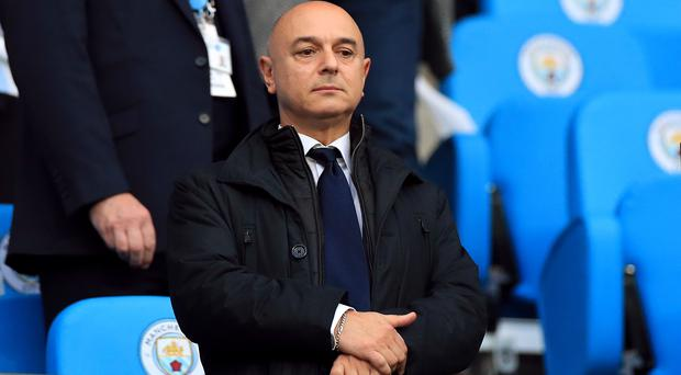 Tottenham chairman Daniel Levy knows there a several other Premier League clubs ready to spend big (Mike Egerton/PA)