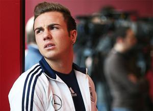 Manchester United has been touted as a possible destination for Mario Gotze