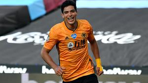 Raul Jimenez has been linked with a move away from Wolves (Ben Stansall/NMC Pool/PA)