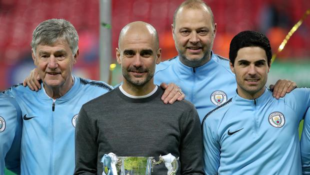Manchester City manager Pep Guardiola has suggested scrapping the League Cup (Nick Potts/PA)