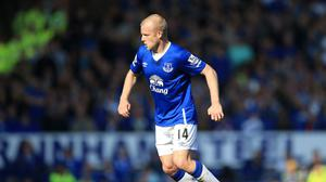 Norwich are hopeful of completing a deal to sign Steven Naismith
