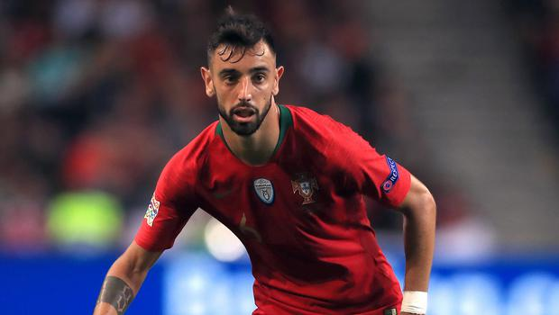 Bruno Fernandes could soon move to Manchester United (Mike Egerton/PA)