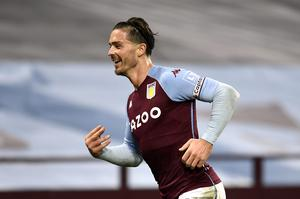 Jack Grealish signed a new deal in September (Peter Powell/PA)