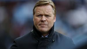 Ronald Koeman feels Southampton will have to wait a little longer to challenge for the Premier League title
