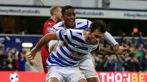 Charlie Austin was on target as QPR saw off Leciester