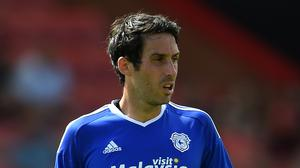 Tributes have flooded in for former Cardiff midfielder Peter Whittingham following his death at the age of 35 (Daniel Hambury/PA)