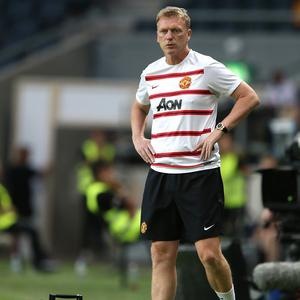 David Moyes' Manchester United have two games left before the start of the Premier League season