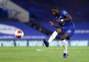 Antonio Rudiger's time at Chelsea could soon be coming to an end (Richard Heathcote/NMC Pool/PA)