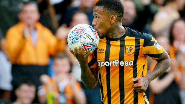 Abel Hernandez could be heading to Leeds (Richard Sellers/Empics)