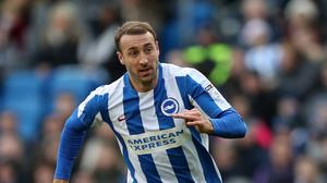 Glenn Murray has helped fire Brighton to the top of the Championship