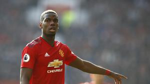 Paul Pogba joined Manchester United in 2016 (Martin Rickett/PA)