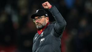 Liverpool manager Jurgen Klopp insists his side can get even better (Peter Byrne/PA)