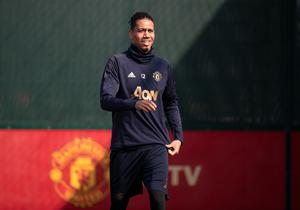 Chris Smalling is staying with Roma (PA)
